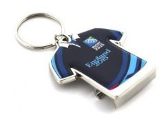 Rugby 2015 Event Jersey Bottle Opener Key