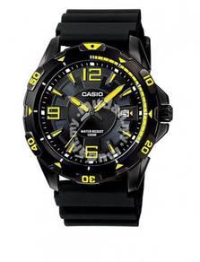Watch - Casio MTD1065 YELLOW - ORIGINAL
