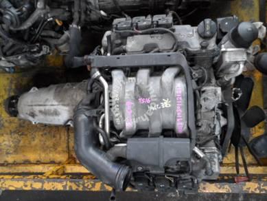 JDM Engine Kosong Mercedes Benz E-Class W211 2.4L