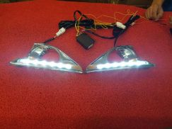 Toyota camry oem drl led daylight with signal lamp