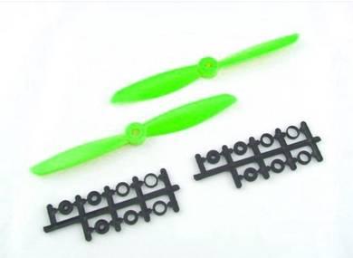 4X4.5 Props Set CW/CCW (Green) SX0445GR