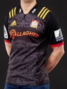 Chief 2018 Home Super Rugby S/S Rugby Shirt