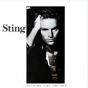 Sting Nothing Like The Sun 180g 2LP