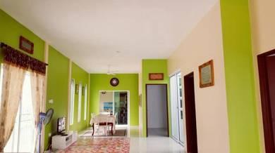 Homestay luas dan selesa di bandar Kuching