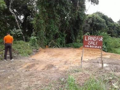 Tanah tepi jalan sedia untuk dilepaskan