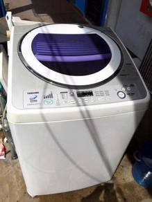 12kg Automatic Refurbish Washing Machine Toshiba