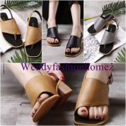 7877 Strappy Sandals Fashion Shoes