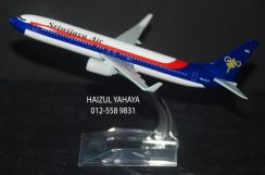 Sriwijaya Air B737 - Aircraft Model 24