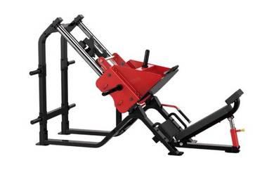 Gym reverse leg press PROMO (archean by impulse)