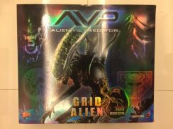 Hottoys MMS28 1/6th AVP - GRID ALIEN WARRIOR