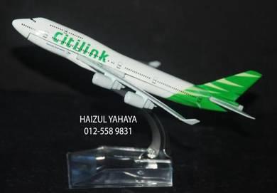Citilink Garuda Indonesia B747 - Aircraft Model 17