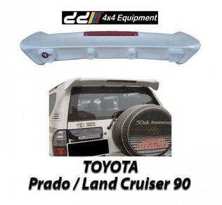Toyota LandCruiser 90 Prado REAR SPOILER 4WD 4X4