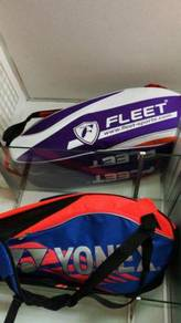 Fleet International Racket Multi-Compartment Bag