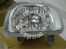 Perodua kancil 94 head lamp chrome look
