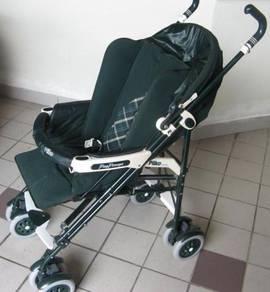 Genuine Peg Perego Pliko Baby Stroller
