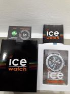 Ice white color watch