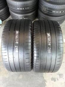 Tayar 285/40/Rim19 Michelin.80%