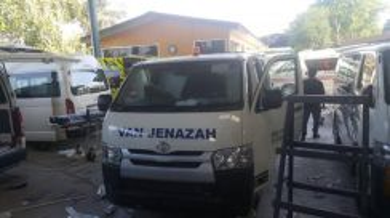 Toyota Hiace 2.5 Van Jenazah Ambulans dll