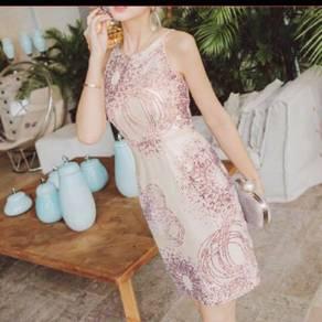 Fashion dinner dress