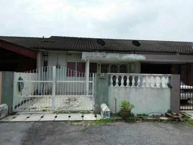 Ipoh First Garden Single sty terrace house