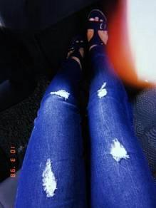 Padini Ripped Jeans