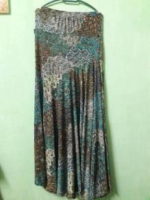 Skirt/Blouse/Jubah untuk dijual.