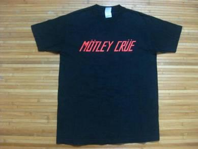 Band Tee Motley Crue size M