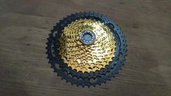 Sugek Gold Cassette 11 Speed