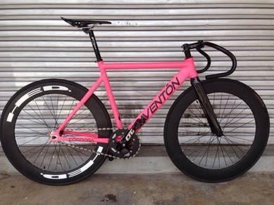 Aventon Cordoba 52cm fixie 700C basikal bicycle