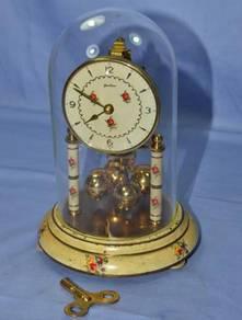 Bentima germany mechanical anniversary clock