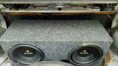 Tong Speaker Car Audio ( DOUBLE )