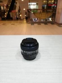 Nikon af 50mm f1.4d lens - 99% new