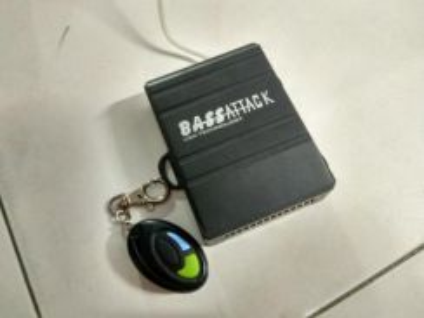 Alarm dan Lock System