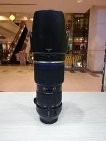 Tamron sp af 70-200mm f2.8 di macro lens-nikon