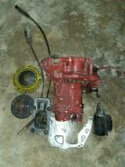 Gearbox L5 manual complete set