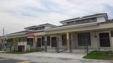 Unit PEMAJU FULL Loan 0 Deposit Teres FREEHOLD BARU SIAP Meru, Klang