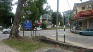 Tmn Muzaffar Shah Banglo lot Ayer Keroh
