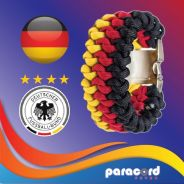 Limited Germany Paracord Bracelet World Cup 2018