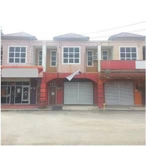 Jalan Paka, Sura, Dungun, Double storey SHOPHOUSE