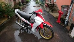 Yamaha Lagenda 110Z Kick - ( On The Road )
