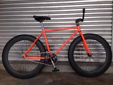 RadioAktiv Sporty fixie 700C basikal bicycle