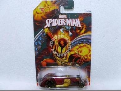Hotwheels Spiderman Hammerhead Coupe