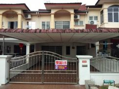 Double-Storey Terrace House for SALE
