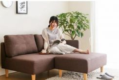 Anne 2-Seater Stool Sofa