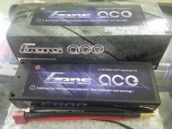 Gens Ace 7.4V 6800mAh 50C Hardcase Rc Lipo Battery
