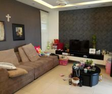 Double Storey Cluster / Adda Height