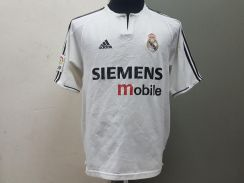 (S)REAL MADRID Home Jersi -Fit L