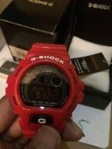 G-Shock GDX6900RD-4JF Ducati Series ( g shock )