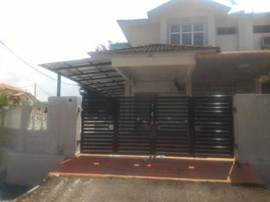 Double Storey Corner Kota Kenari