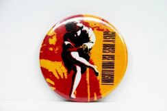 Badge MAGNET - GUNS N' ROSES - Illusion I CD